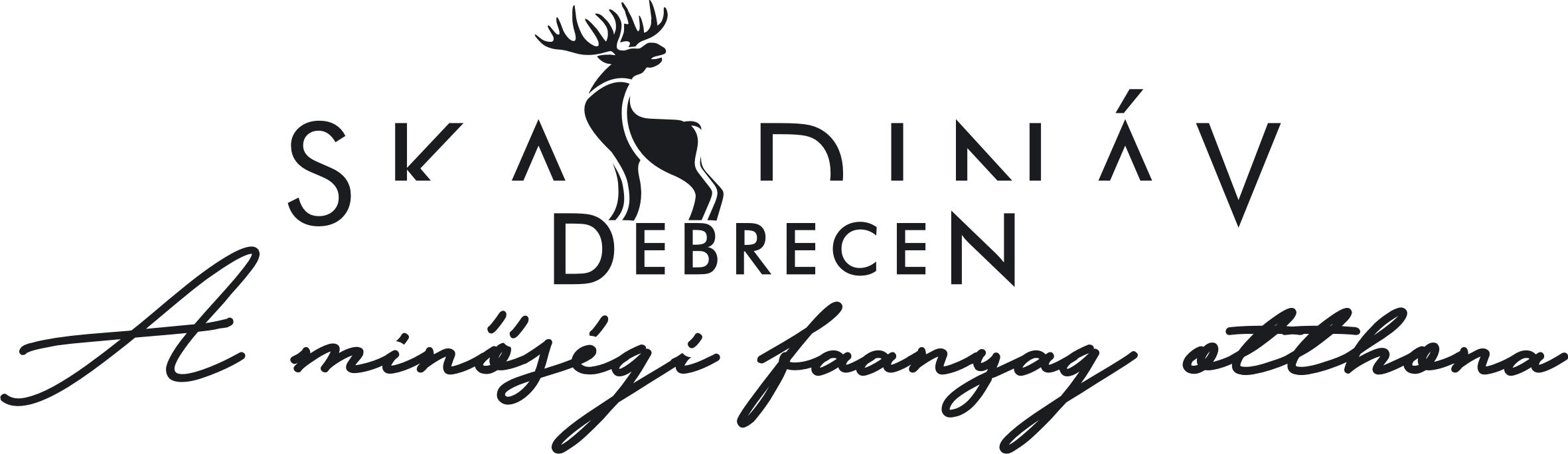 Skandináv fatelep Debrecen