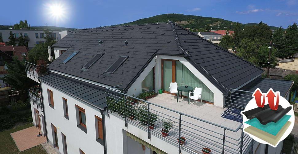 Minőségi tetőépítés