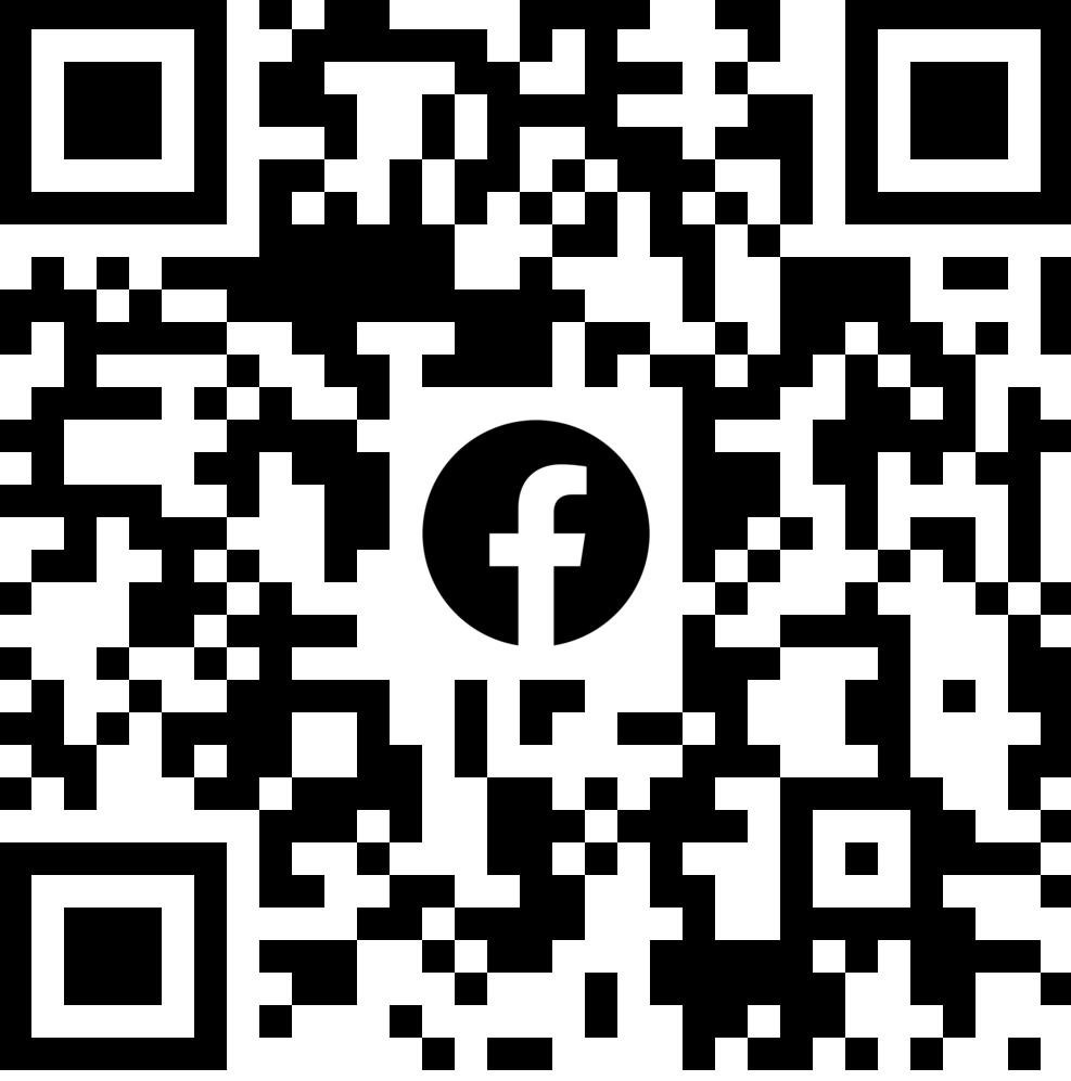 QR kód panmanfa facebook